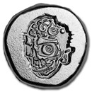 1/2 oz Hand Poured Lucky Pieces - 9Fine Mint (Zombie, Type l)