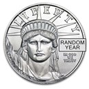 1/2 oz Platinum American Eagle BU (Random Year)