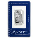 1/2 oz Platinum Bar - PAMP Suisse (In Assay)