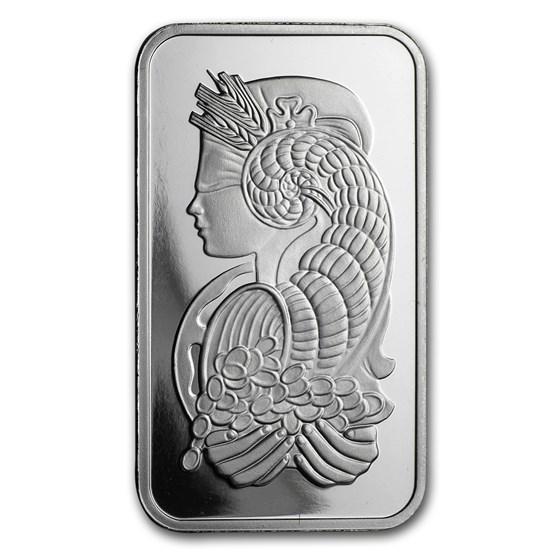 1/2 oz Platinum Bar - Secondary Market