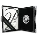 1/2 oz Proof American Platinum Eagle (Random Year, w/Box & COA)