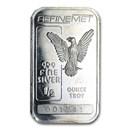 1/2 oz Silver Bar - Secondary Market