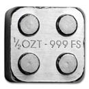 1/2 oz Silver Building Block Bars (2x2)