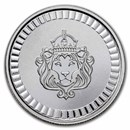 1/2 oz Silver Round - Scottsdale Lion