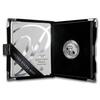 1/4 oz Proof American Platinum Eagle (Random Year, w/Box & COA)