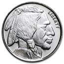 1/4 oz Silver Round - Buffalo