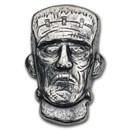 1.5 oz Hand Poured Silver - MPM (Frankenstein)