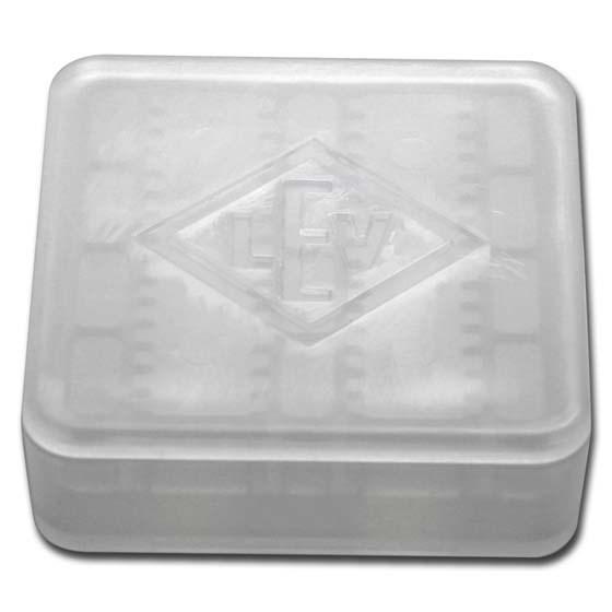 1 gram Silver Bar Geiger Original Series Tube - Holds 30 Bars