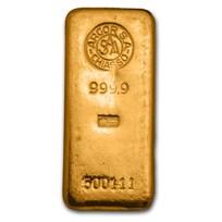 1 kilo Gold Bar - Argor S. A. Chiasso