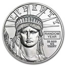 1 oz American Platinum Eagle BU (Random Year, 1997-2021)