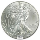 1 oz American Silver Eagle (Cull Damaged etc.)