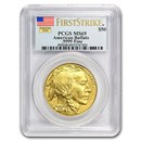 1 oz Gold Buffalo MS-69 PCGS (Random Year)