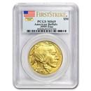 1 oz Gold Buffalo MS-69 PCGS (Random Year)