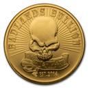 1 oz Gold Round - Badlands Bullion