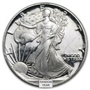 1 oz Proof American Silver Eagle (Capsule Only)