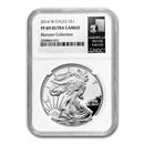 1 oz Proof American Silver Eagle PF-69 NGC (Random Year)
