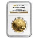 1 oz Proof Gold American Eagle PF-69 NGC (Random Year)