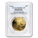 1 oz Proof Gold American Eagle PR-69 PCGS (Random Year)