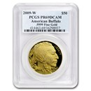 1 oz Proof Gold Buffalo PR-69 PCGS (Random Year)