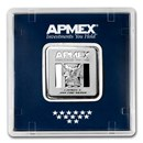 1 oz Silver Bar - APMEX (Encapsulated w/Assay)