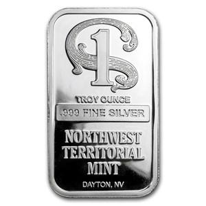 Northwest Territorial Mint Fake Silver