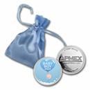 1 oz Silver Colorized Round - APMEX (2021 Bundle of Joy Boy)