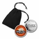 1 oz Silver Colorized Round - APMEX (Happy Halloween)