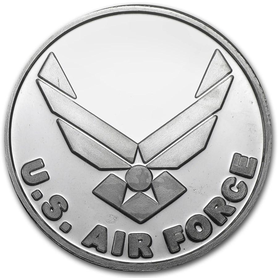 1 oz Silver Round - Air Force