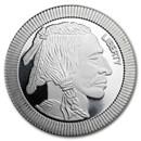 1 oz Silver Round - Buffalo (Stackable)