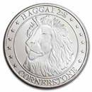 1 oz Silver Round - Cornerstone Mint (Lion)