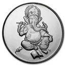 1 oz Silver Round - Ganesha