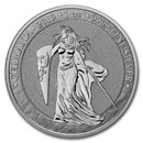1 oz Silver Round - Germania 2019 BU