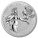 1 oz Silver Round - Germania 2020 BU