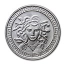 1 oz Silver Round - Medusa (Anonymous Mint)