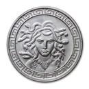 1 oz Silver Round - Medusa (Anonymous Mint)