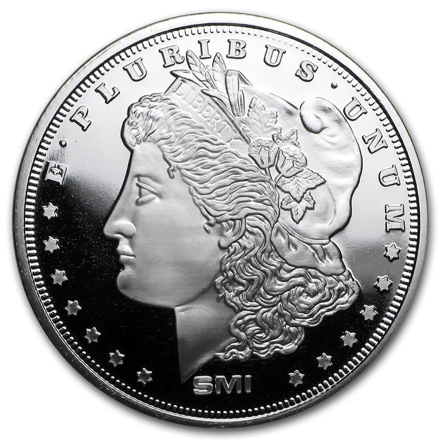 1 oz fine silver one dollar price
