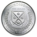1 oz Silver Round - One Silver Mundinero