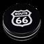 1 oz Silver Round - Route 66 Illinois Gemini Giant w/Gift Box Tin