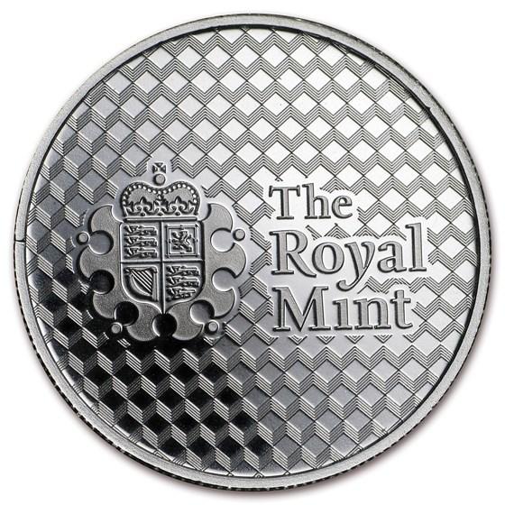 1 oz Silver Round - Royal Mint