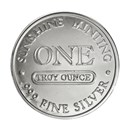 1 oz Silver Round - Sunshine Mint (Original Design)