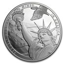1 oz Silver Round - True Patriot
