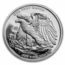1 oz Silver Round - Walking Liberty (Original Design)