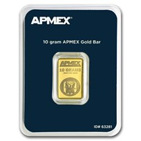 10 gram Gold Bar - APMEX (TEP)