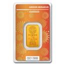 10 gram Gold Bar - Argor-Heraeus Year of the Ox (In Assay)