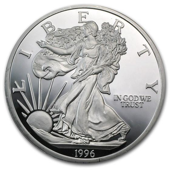 12 oz Silver Round - American Silver Eagle (Random Year)
