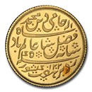 1202/19 India-British Gold Mohur Bengal Presidency PR-64 Cameo