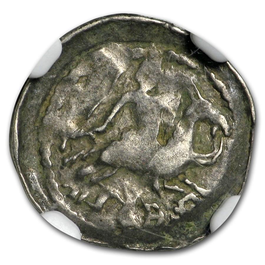 1251-1303 France Silver Denier Duke Ferri III VF-30 NGC