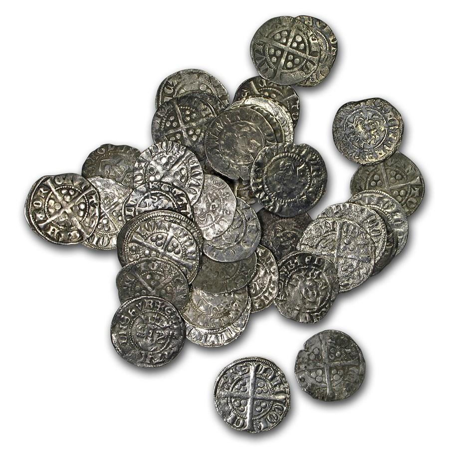 1279-1307 AD Kingdom of England Silver Penny Edward I