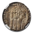 (1289-1311AD) Italian States Venice AR Grosso MS-64 NGC