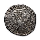 (1355-1377)-P Sicily AR Pierreale Frederick III AU (Spahr-47 var)